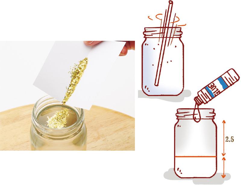 ドーム液を作る