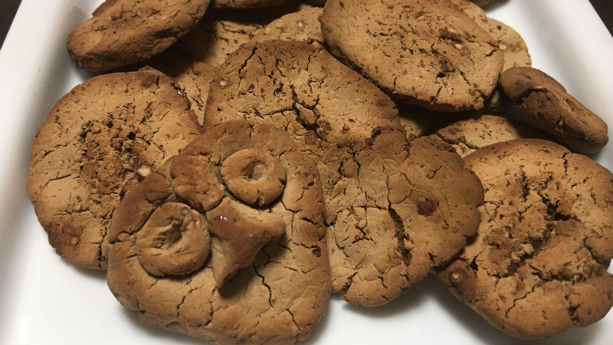 工作 <ruby><rb>縄文</rb><rp>(</rp><rt>じょうもん</rt><rp>)</rp></ruby>クッキーをつくろう