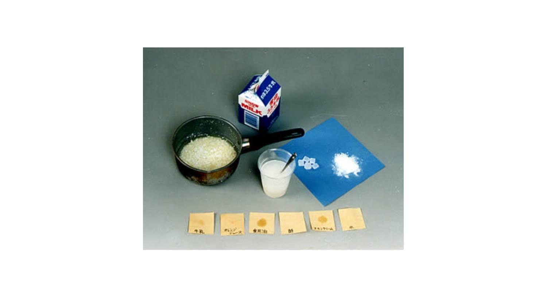 実験 牛乳の秘密を探る