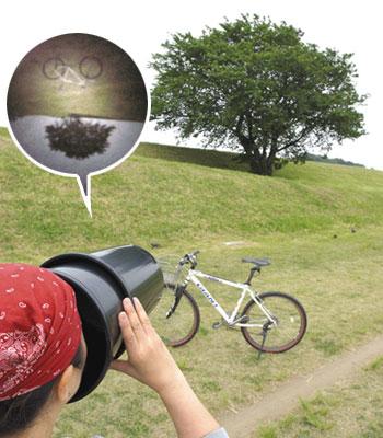 【100円ショップ大実験】光のマジックボックス「ゴミ箱ピンホールカメラ」