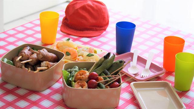 簡単・豪華・栄養バランスOK! 運動会のお弁当/元気な子どもが育つ毎日のごはん【第24回】