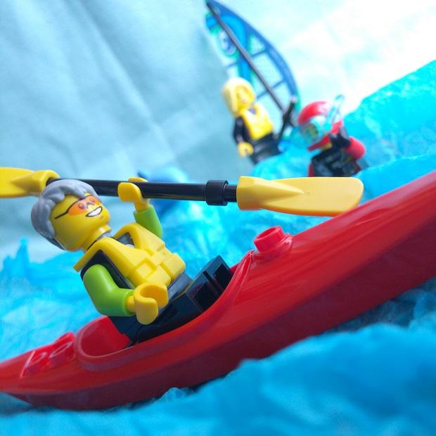 「LEGO Life レゴライフ」でイイネをたくさんもらおう!/スマホ写真の撮り方ワークショップ【後編】