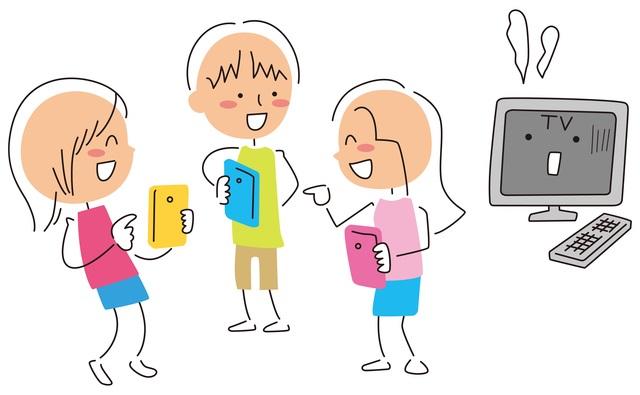テレビとネット、利用のしかたはどうちがう?/データで読み解く、子どもとスマホ【第40回】