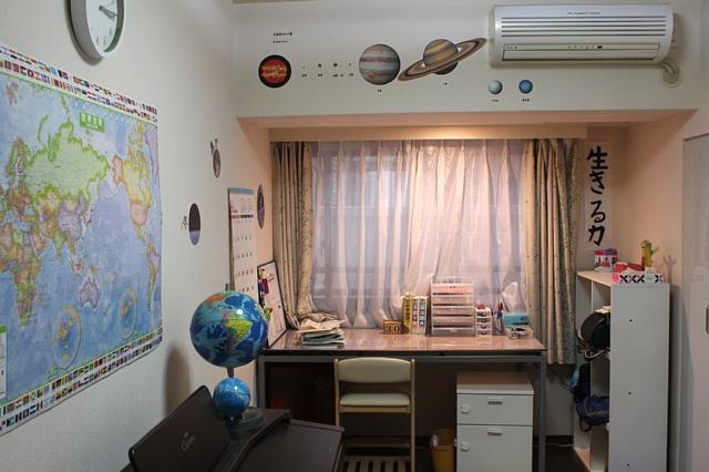 中学生になる前に、快適な子ども部屋をつくろう!【その2】