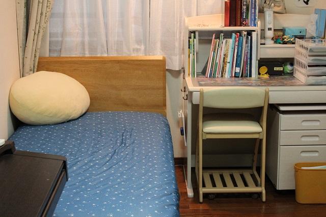中学生になる前に、快適な子ども部屋をつくろう!【その後】