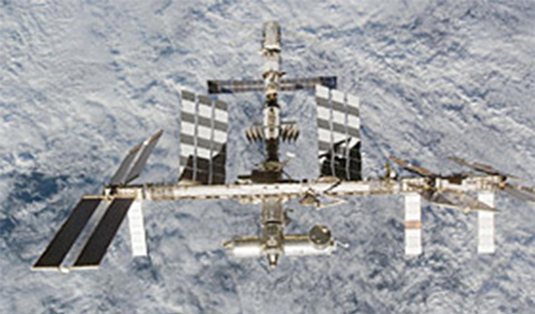 国際宇宙ステーションISS