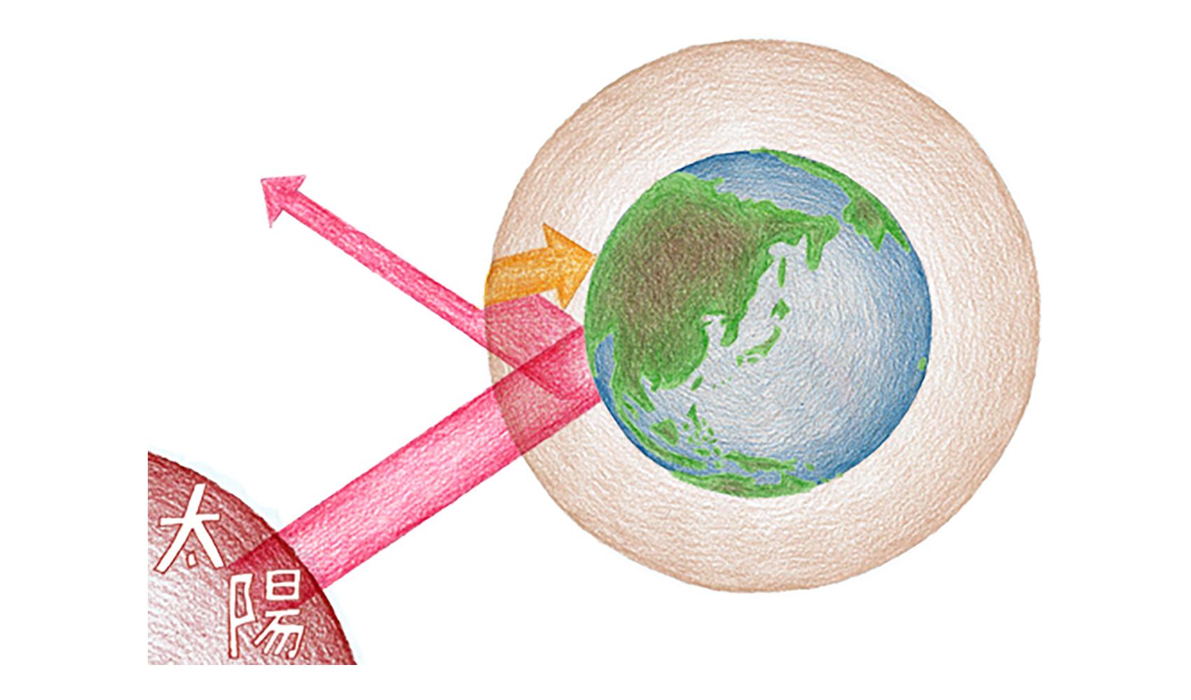 温室効果とは何ですか?