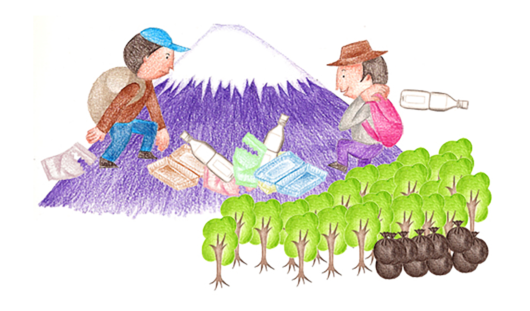 どうして富士山は世界遺産になれないのですか?