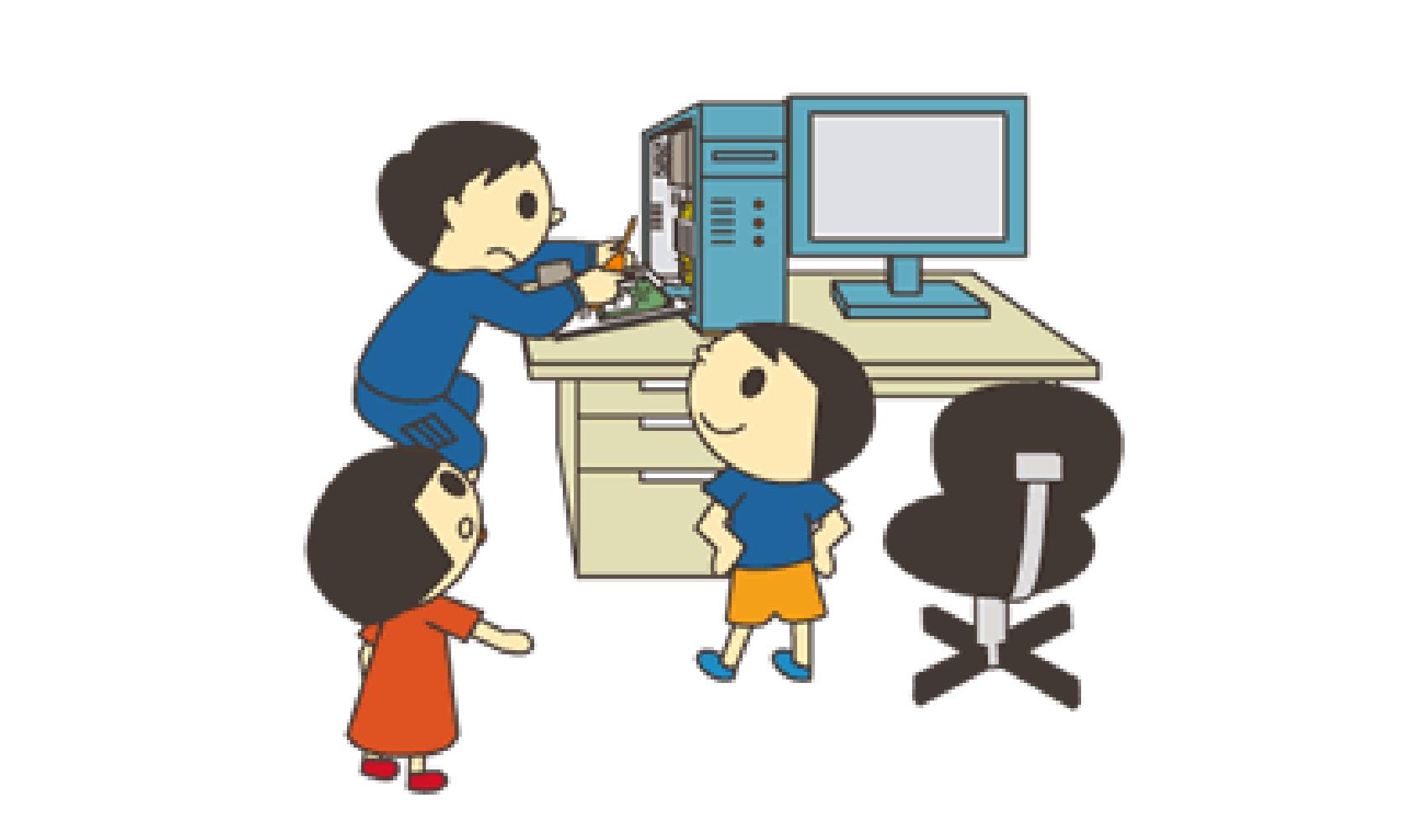 NPO法人資格 パソコン整備士