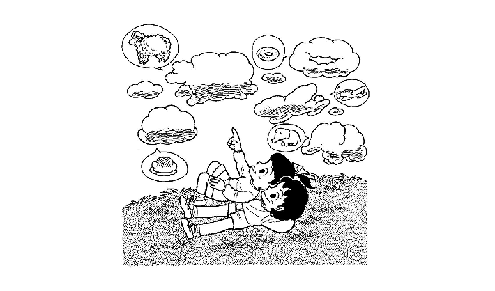 雲はどうしていろいろと形をかえるの