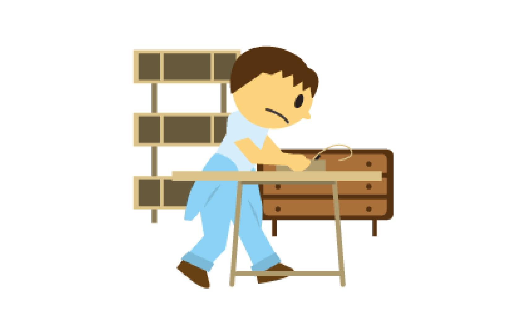 家具職人(かぐしょくにん)