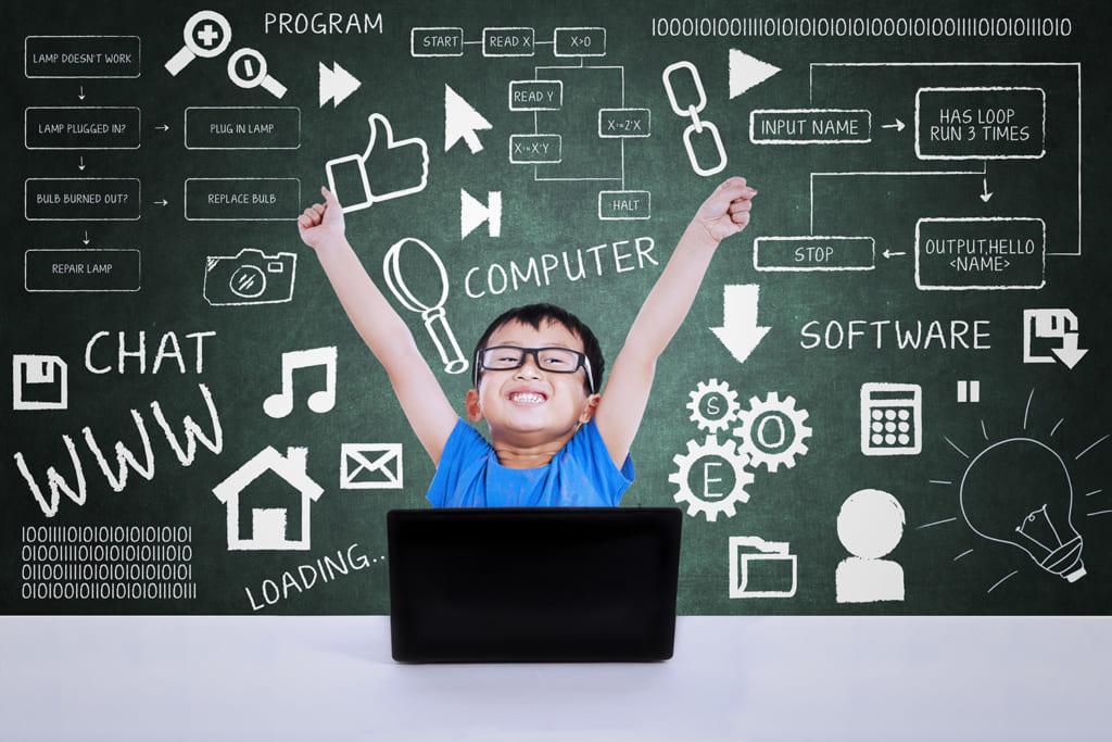 自由研究で授業を先取り! この夏はプログラミングの体験がおすすめ