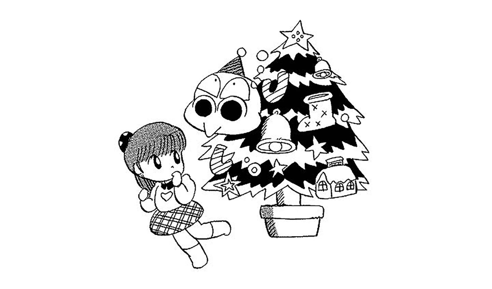 どうしてクリスマスにはクリスマスツリーをかざるの