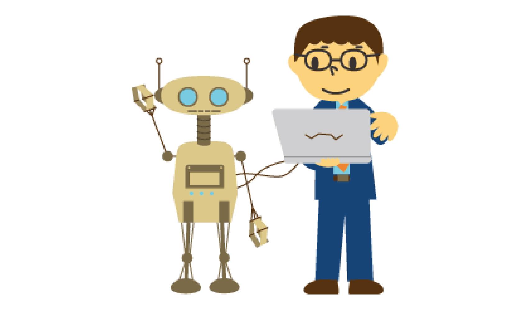 ロボット開発技術者