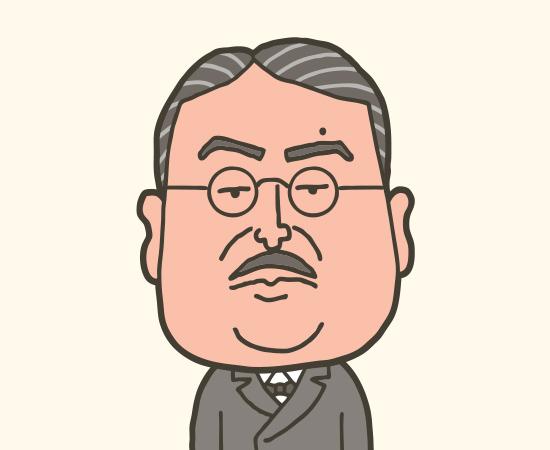 はじめて「破傷風(はしょうふう)」をあばいた北里柴三郎
