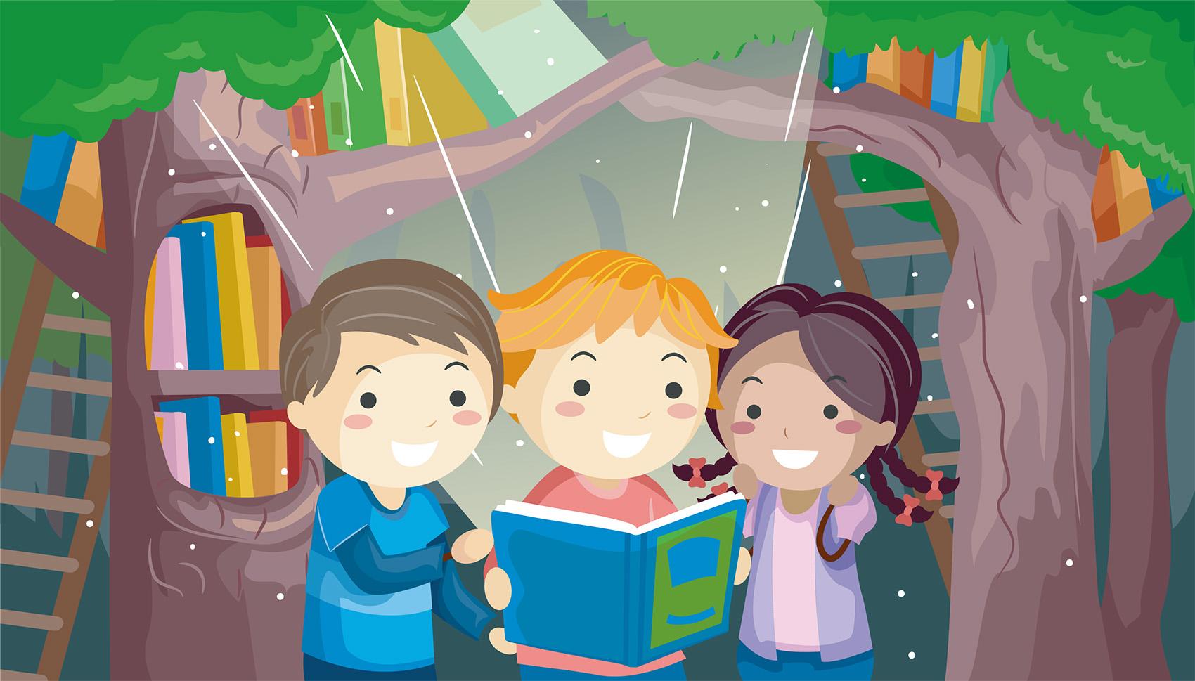 読書が苦手な子でも楽しめちゃう!今月の読んでハッピーになれるおすすめ本