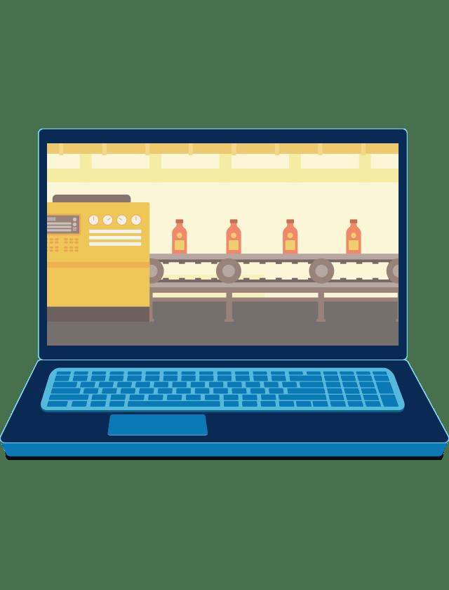 オンライン工場見学の方式から探す