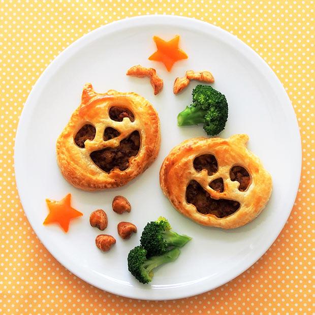 ハロウィーンパーティーを盛り上げる! かぼちゃのミートパイ/元気な子どもが育つ毎日のごはん【第32回】