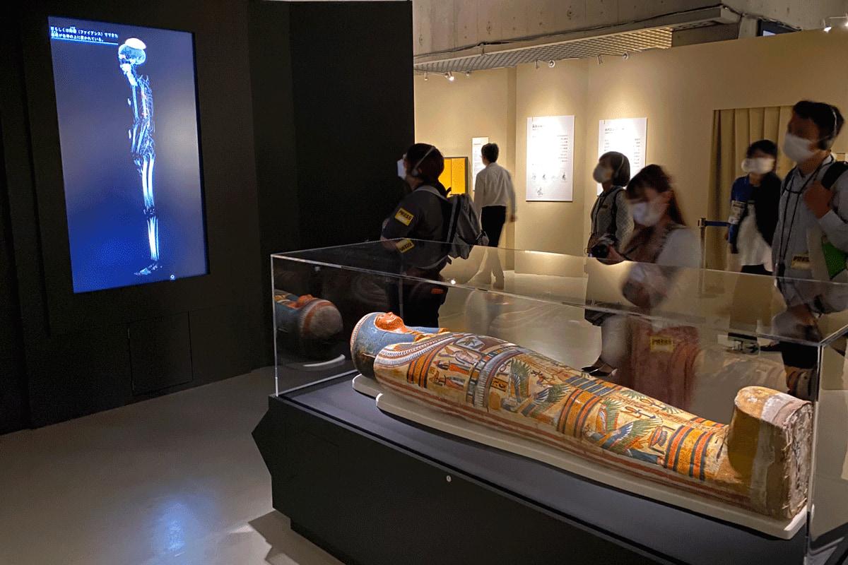 6体のミイラがいざなう古代エジプトの世界——国立科学博物館で「大英博物館ミイラ展」開催中!